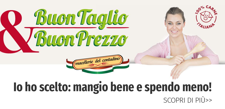 BUON TAGLIO & BUON PREZZO